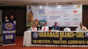 """Photo of दी इंस्टिट्यूट ऑफ़ चार्टर्ड एकाउंटेंट्स ऑफ़ इंडिया की ओर से """"बजट विश्लेषण –2019"""" सेमिनार"""