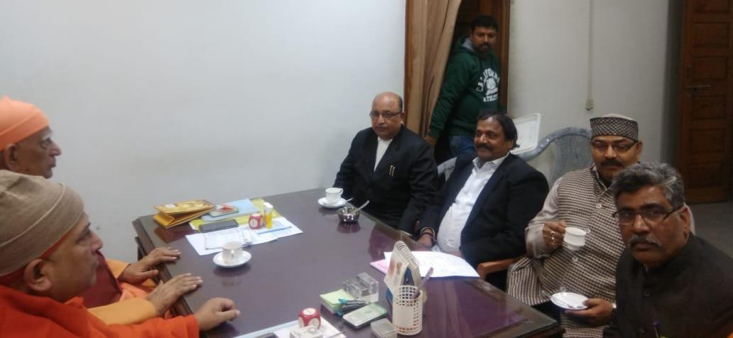 Photo of विवेकानन्द प्रवास स्थल के लिये रामकृष्ण मिशन और अधिवक्ता मिलकर लड़ेंगे