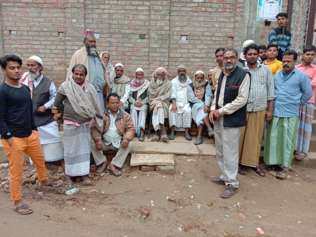 Photo of जनप्रतिनिधियो की अदूरदर्शी नीति से लोहता विकास की दौड मे सौ साल पिछड़ा – लोक दल