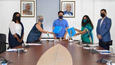 Photo of युवाओं के योगदान से भारत में बहुत बड़ा बदलाव किया सकता है-किरेन रिजिजू
