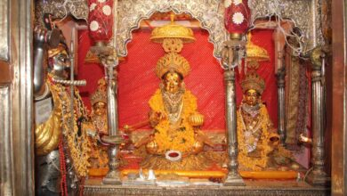 Photo of अन्नपूर्णा मंदिर में चार दिवसीय स्वर्णमयी दर्शन 12 से 15 नवम्बर तक चलेगा,मिलेगा खजाना
