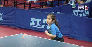 Photo of मिलिए 5 साल की टेबल टेनिस खिलाड़ी से, बड़े-बड़े लोगों की कर देती है छुट्टी