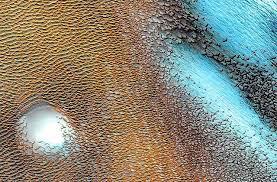 Photo of अपने अन्दर कई संभावनाएं समेटे हुए मंगल ग्रह पर मिले 'ब्लू डून्स'